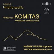 アルメニア民謡集、9つのドイツの詩 パピアン、マミコニアン