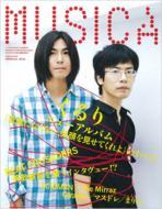 MUSICA 2010年 8月号