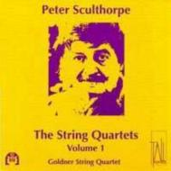 String Quartet, 6, 7, 8, 9, Etc: Goldner Sq