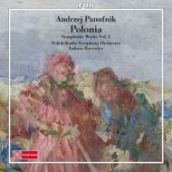 交響曲第1番、第4番、ポロニア、子守歌 ボロヴィツ&ポーランド放送響