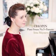 ショパン/Piano Sonata  3  Fantasy  Etc: Mejoueva