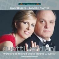 ソプラノとバリトンの二重唱集 ニッツァ、フロンターリ、マルティネンギ&オストラヴァ・ドヴォルザーク劇場管
