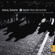 オーケストラのための7つのソロ ロフェ&リエージュ・フィル(2CD)