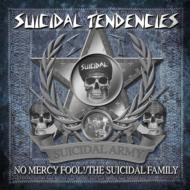 No Mercy The Fool / The Suicidal Family