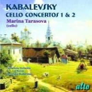 チェロ協奏曲第1番、第2番 タラソワ、デュダロワ&ロシア響