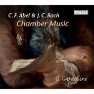アーベル:室内楽作品集、J.C.バッハ:室内楽作品集 イル・ガルデリーノ