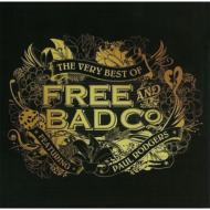 The Very Best Of Free & Bad Company Featuring Paul Rodgers