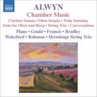 室内楽作品集 プレーン、フランシス、エルミタージュ弦楽三重奏団、他