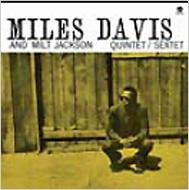 Miles Davis & Milt Jackson Quintet (アナログレコード/waxtime)