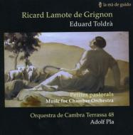 Music For Chamber Orch: Pla / Terrassa 48 Co +toldra