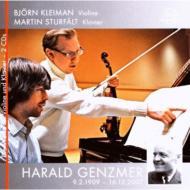 Works For Violin & Piano: Kleiman(Vn)Sturfalt(P)
