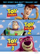 TOY STORY Blu-Ray Trilogy Set