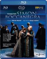 Simon Boccanegra : Gallione, Mariotti / Teatro Comunale di Bologna, Frontali, Giannattasio, etc �i2007 Stereo�j