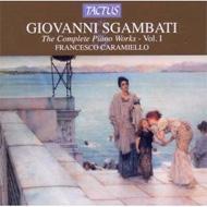 Complete Piano Works Vol.1: Caramiello