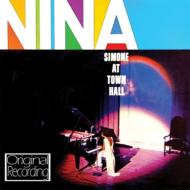 Nina Simone At Town Hall