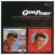 Many Sides Of Gene Pitney / Only Love Can Break A Heart