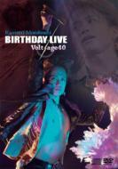 諸星和己 2010 BIRTHDAY LIVE 〜Volt-age40〜