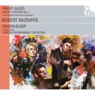 ヴァイオリン協奏曲第2番『アメリカの四季』 マクダフィ、オールソップ&ロンドン・フィル