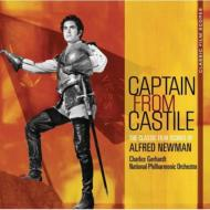 Captain From Castile: The Classic Film Scores