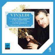 『和声と創意の試み』全曲、『調和の霊感』全曲 ビオンディ&エウローパ・ガランテ(4CD限定盤)