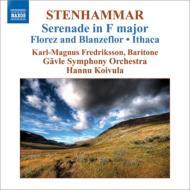 セレナード、フローレスとブランセフロール、イタカ、他 コイヴラ&イェヴレ交響楽団、フレドリクソン