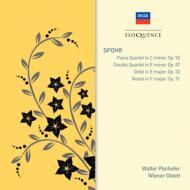九重奏曲、ピアノ五重奏曲、八重奏曲、複弦楽四重奏曲 ウィーン八重奏団、パンホーファー(2CD)