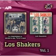 2 X 1 Los Shakers / La Conferencia Secreta Del Toto's Bar