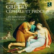 Cephale Et Procris: Waas / Les Agremens Namur Chamber Cho Tauran Velletaz