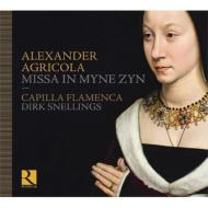 Missa In Myne Zyn: Snellings / Capilla Flamenca