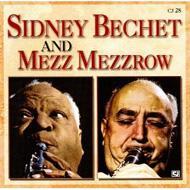 Sidney Bechet & Mezz Mezzrow
