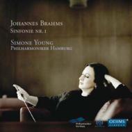 Symphony No,  1,  : Simone Young  /  Hamburg Philharmonic