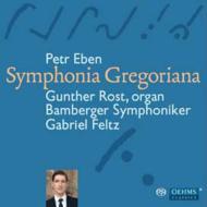 オルガン協奏曲第1番『シンフォニア・グレゴリアーナ』 G.ロスト、フェルツ&バンベルク交響楽団