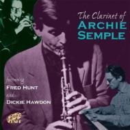 Clarinet Of Archie Semple