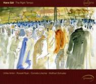 The Right Tempo-chamber Works: U.anton(Fl)Loscher Schuster(Vn)Ryan(P)