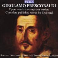 鍵盤作品全集 ヴァルトロ、ロレッジャン、タシーニ、他(12CD)