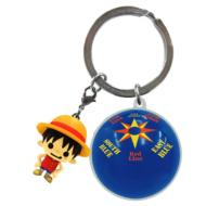 ONE PIECE x PANSON WORKS Log Pose Key Ring (Luffy)