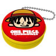 ONE PIECE/ジッパー缶 ワンピース×パンソンワークス ルフィ(Red)