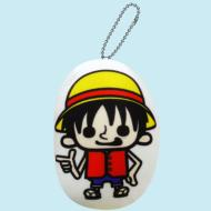ONE PIECE x PANSON WORKS Bead Cushion Mascot (Luffy)