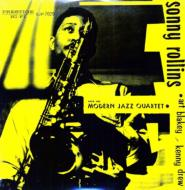 Sonny Rollins With The Modern Jazz Quartet (アナログレコード)