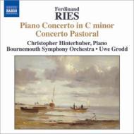 ピアノ協奏曲第4番、第5番『田園風』、序奏と華麗なるロンド ヒンターフーバー、グロット&ボーンマス響