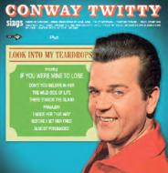 Conway Twitty Sings / Look Into My Teardrops