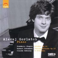 Alexej Gorlatch Chopin: Etudes, Schumann, Debussy