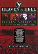 ローチケHMVHeaven & Hell/Neon Nights: 30 Years Of Heaven & Hell