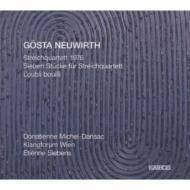 L'oubli Bouilli, String Quartet 1976, 7 Pieces: Siebens / Klangforum Wien Bik Jach-micko(Vn)Etc