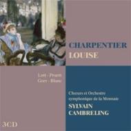 『ルイーズ』全曲 カンブルラン&王立モネ歌劇場、ロット、ゴール、他(1983 ステレオ)(3CD)