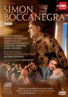 Simon Boccanegra : Moshinsky, Pappano / Royal Opera House, Domingo, Polavskaya, Calleja, Furlanetto, etc (2010 Stereo)(2DVD)