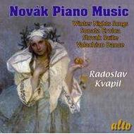 Piano Works: Kvapil