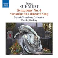 交響曲第4番、『軽騎兵の歌』による変奏曲 シナイスキー&マルメ交響楽団