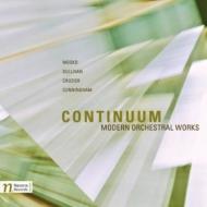 Continuum〜現代アメリカのオーケストラ作品集 ジェラード・シュウォーツ&シアトル交響楽団、ヴィト・ミッカ&モラヴィア・フィル、他