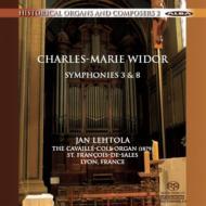 オルガン交響曲第3番、第8番 レヘトラ